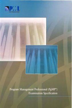 Program Management Professional (PgMpM) Examination Specification