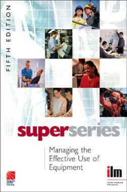 Super Series Managing The Effective Use Of Equipment