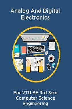 Analog And Digital Electronics For VTU BE 3rd Sem Computer Science Engineering