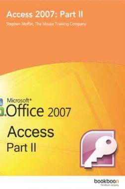 Access 2007 Part-II