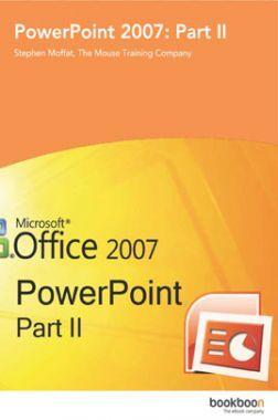 Power Point 2007 Part-II