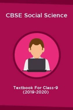 CBSE Social Science Textbook For Class-9 (2019-2020)