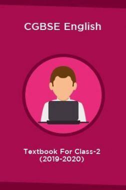 CGBSE English Textbook For Class-2 (2019-2020)