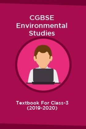 CGBSE Environmental Studies Textbook For Class-3 (2019-2020)