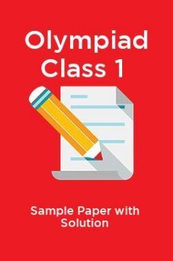 Olympiad Class 1 Sample Paper with Solution