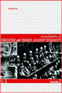 Encyclopedia of Genocide And Crimes Against Humanity Volume-II