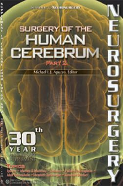 Surgery of The Human Cerebrum Part-II