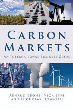 Carbon Market An International Business Guide