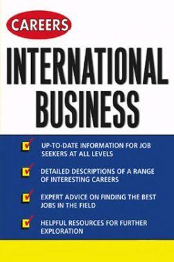 Careers International Business