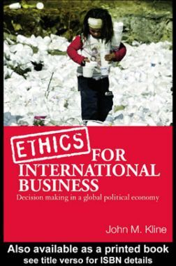 Ethics For International Business