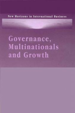 Governance Multinationals And Growth