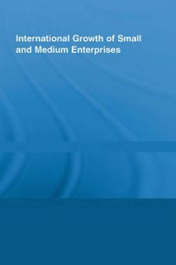 International Growth Of Small And Medium Enterprises