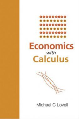 Economics with calculus