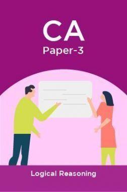 CA Paper-3 Logical Reasoning