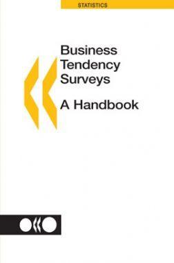 Business Tendency Surveys A Handbook