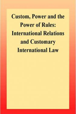 Custom, Power And The Power Of Rules 2003 Edition