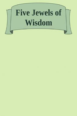 Five Jewels Of Wisdom