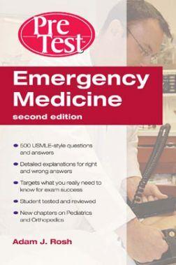 Pre Test Emergency Medicine