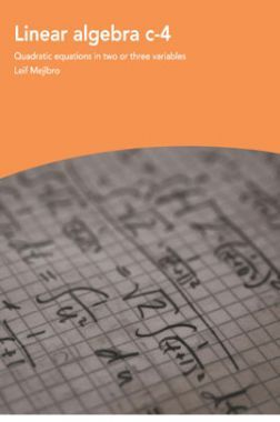 Linear algebra C 4