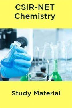 CSIR-NET Chemistry Study Material