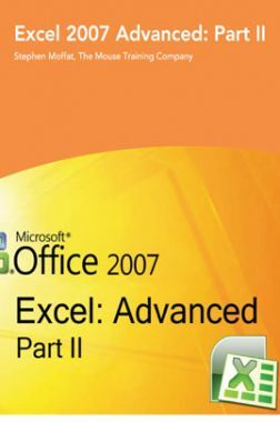 Excel 2007 Advanced Part-II