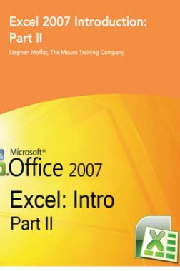 Excel 2007 Introduction Part-II