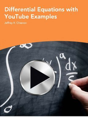Differential Equations With You Tube Examples