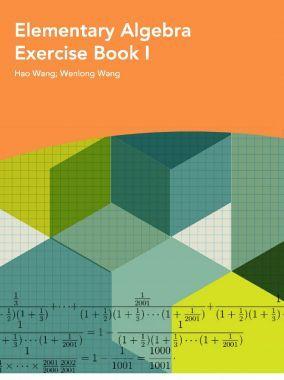 Elementary Algebra Exercise Book I