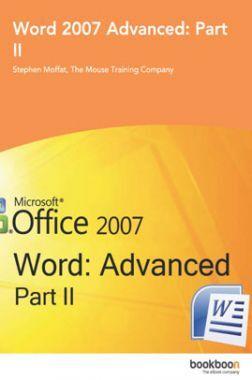 Word 2007 Advanced Part-II