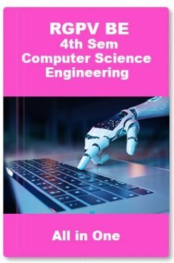 RGPV BE 4th Sem Computer Science Engineering (All in One)