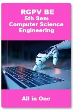 RGPV BE 5th Sem Computer Science Engineering (All in One)