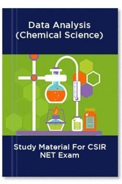 Data Analysis (Chemical Science) Study Material For CSIR NET Exam