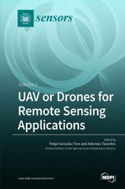 UAV Or Drones For remote Sensing Applications