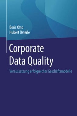 Corporate Data Quality Vol I
