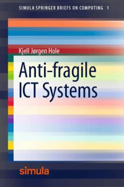 Book Anti-fragile ICT Systems