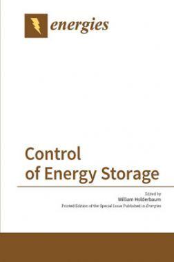 Control Of Energy Storage