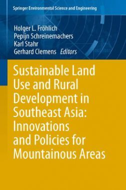 Sustainable Land Use And Rural Development In Southeast Asia