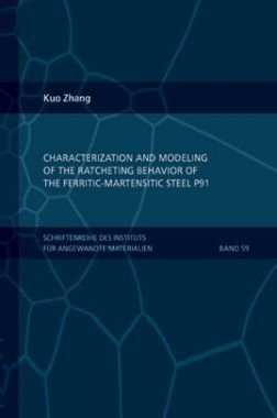 Characterization And Modeling Of The Ratcheting Behavior Of The Ferritic-martensitic Steel P91