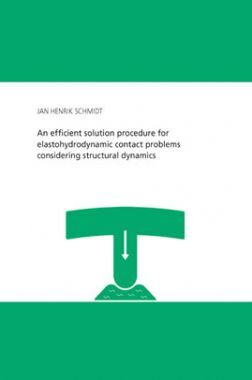 An Efficient Solution Procedure For Elasto Hydrodynamic Contact Problems