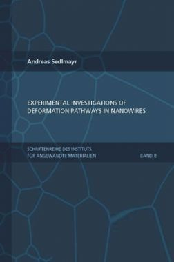 Experimental Investigations Of Deformation Pathways In Nanowires