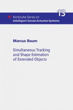 Simultaneous Tracking And Shape Estimation Of Extended Objects