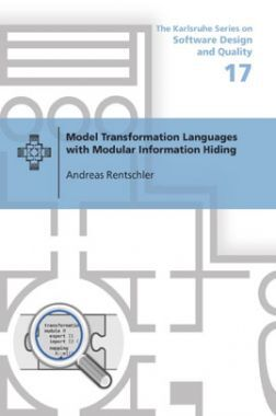 Model Transformation Languages With Modular Information Hiding