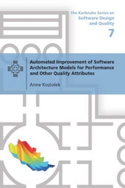 Automated Improvement Of Software Architecture Models