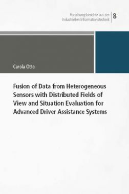 Fusion Of Data From Heterogeneous Sensors With Distributed Fields