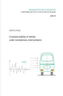 Crosswind Stability Of Vehicles Under Nonstationary Wind Excitation