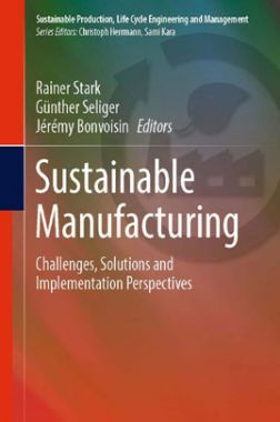 Sustainable Manufacturing Volume-I