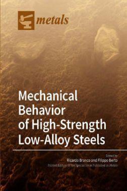 Mechanical Behavior Of High Strength Low Alloy Steels