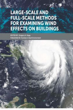Large-scale And Full-scale Methods For Examining Wind Effects On Buildings