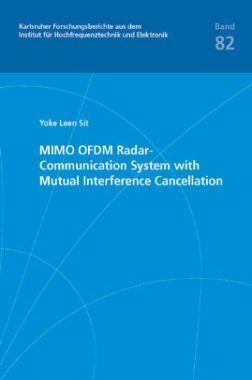 MIMO OFDM Radar-communication System With Mutual Interference Cancellation