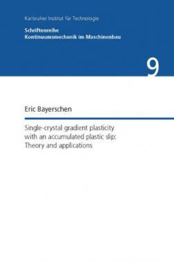 Single-Crystal Gradient Plasticity